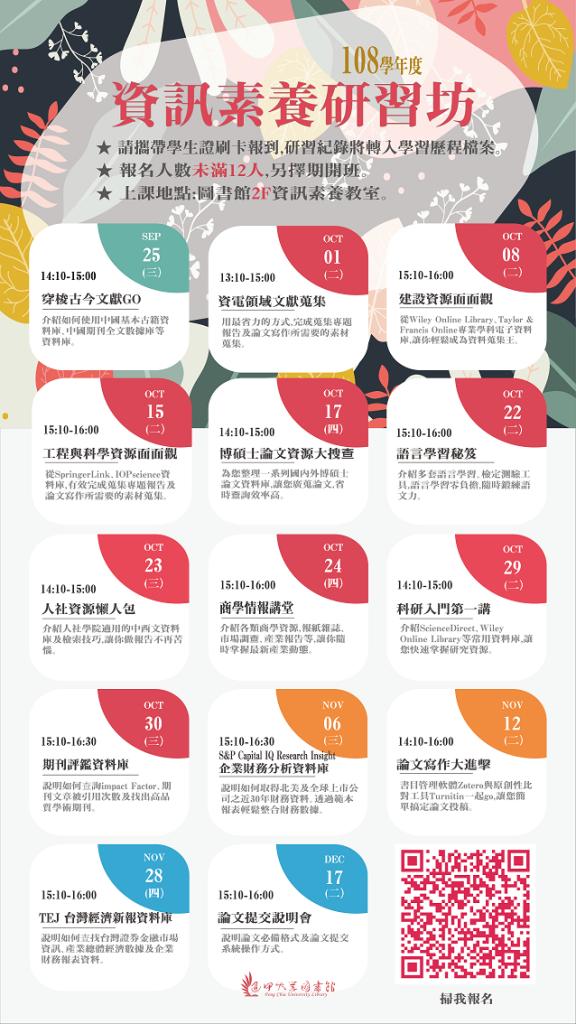 1081資訊素養研習坊_圖書館